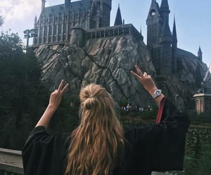 Dream, hogwarts, and potter image