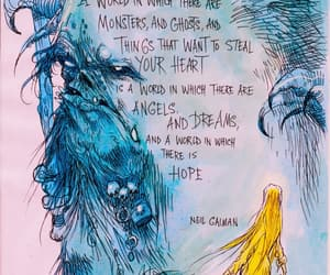 Neil Gaiman and quotes image