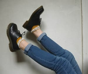 grunge, aesthetic, and shoes image