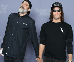 negan, thewalkingdead, and normanreedus image