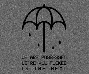 bmth, bring me the horizon, and happy song image
