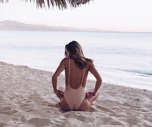 beach, beautiful, and beautiful place image