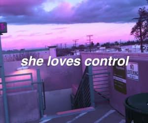 Lyrics, camila cabello, and she loves control image