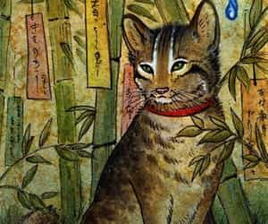 beautiful, neko, and cat image