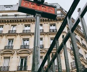 paris, ville, and voyage image