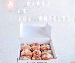 bakery, cafe, and donuts image