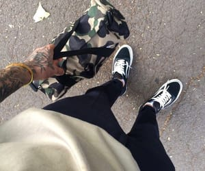 bape and vans image