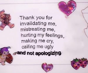 abuse, text, and words image