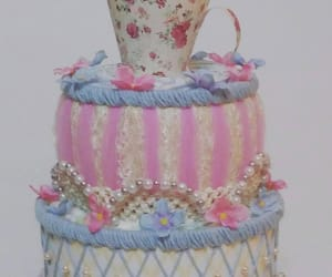 alice in wonderland, etsy, and readymadediapercakes image