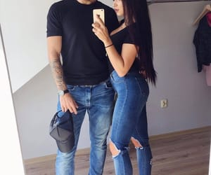 I Love You, couples+love+relationship, and relationship goals image