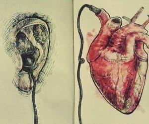 alternative, art, and listening image