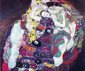art, klimt, and Gustav Klimt image