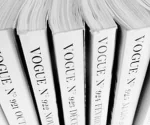 vogue, magazine, and white image