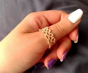 fashion jewelry, jewelry, and ring image