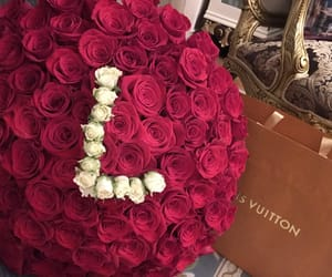 cartier, flowers, and gift image
