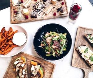 food, tumblr, and luxury image