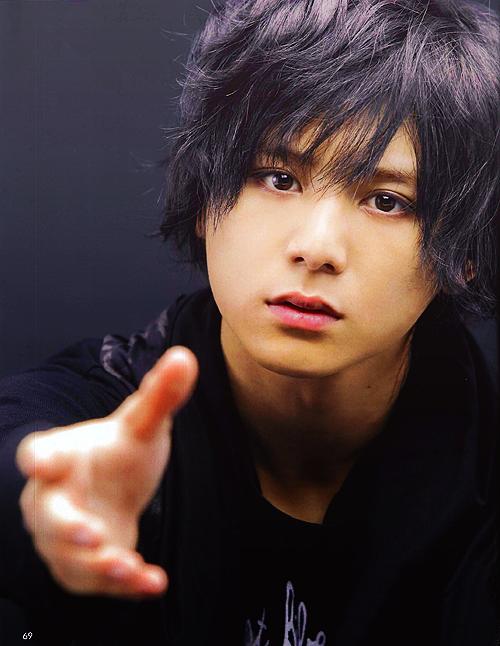 japanese boy, ryosuke yamada, and hsj image