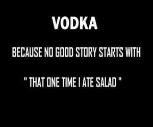 vodka, funny, and quotes image