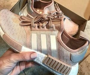 adidas, beige, and fashion image