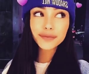 filter, hats, and madisonbeer image