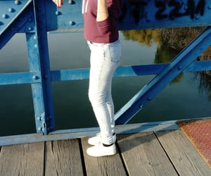 bridge, happynes, and take picture image