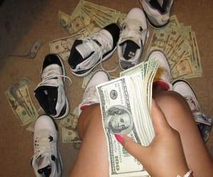 money, jordan, and cash image