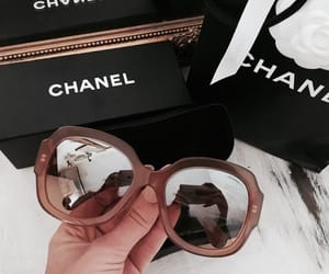 chanel, sunglasses, and fashion image