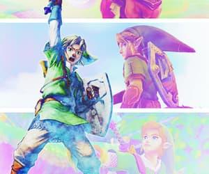 link, Legend of Zelda, and video games image