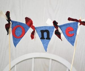 cake topper, cake bunting, and etsy image