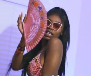 black girl, girl, and fashion image