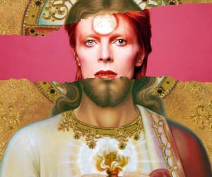 bowie, british, and david image