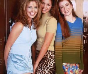 buffy, 90s, and alyson hannigan image