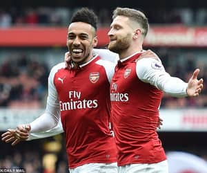 Arsenal, afc, and aubameyang image