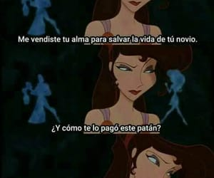 hercules, disney, and frases image