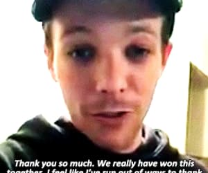 grateful, cute, and louis image