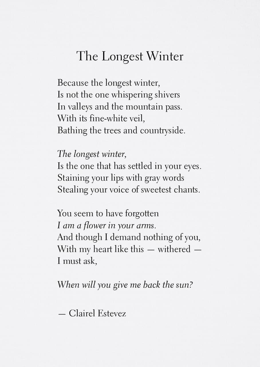 More Short Love Poems