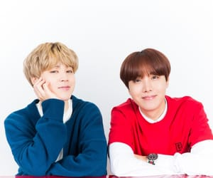 bts, jhope, and hopemin image