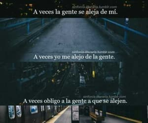 frases, tumblr, and gente image