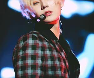 asian boy, k-pop, and shinwon image