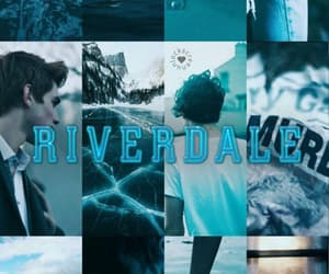 riverdale, blue, and aesthetic image