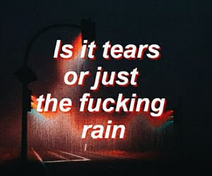 aesthetic, grunge, and Lyrics image