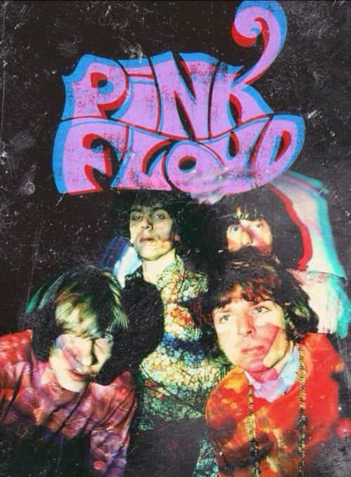 article, colors, and Pink Floyd image