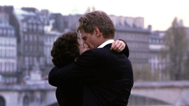 couple, harrison ford, and Lyrics image