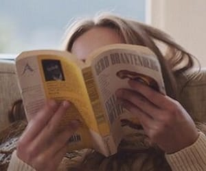 books, fun, and happy image