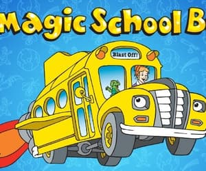 90s, ms.frizzle, and childhood classics image