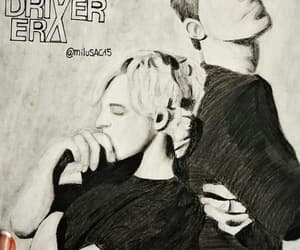 black and white, r5, and riker lynch image