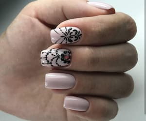fashion, manicure, and design image
