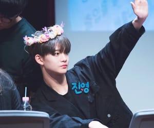 jinyoung, wanna one, and baejin image