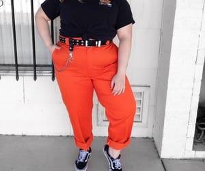 alternative, curvy, and fashion image