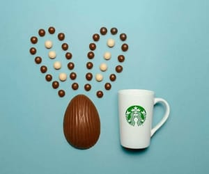 coffee, relax, and starbucks image